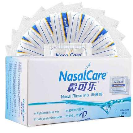 鼻可乐洗鼻剂