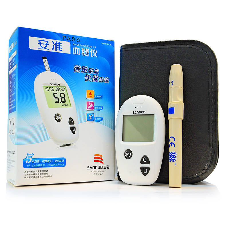 安准血糖试条(单独仪器)