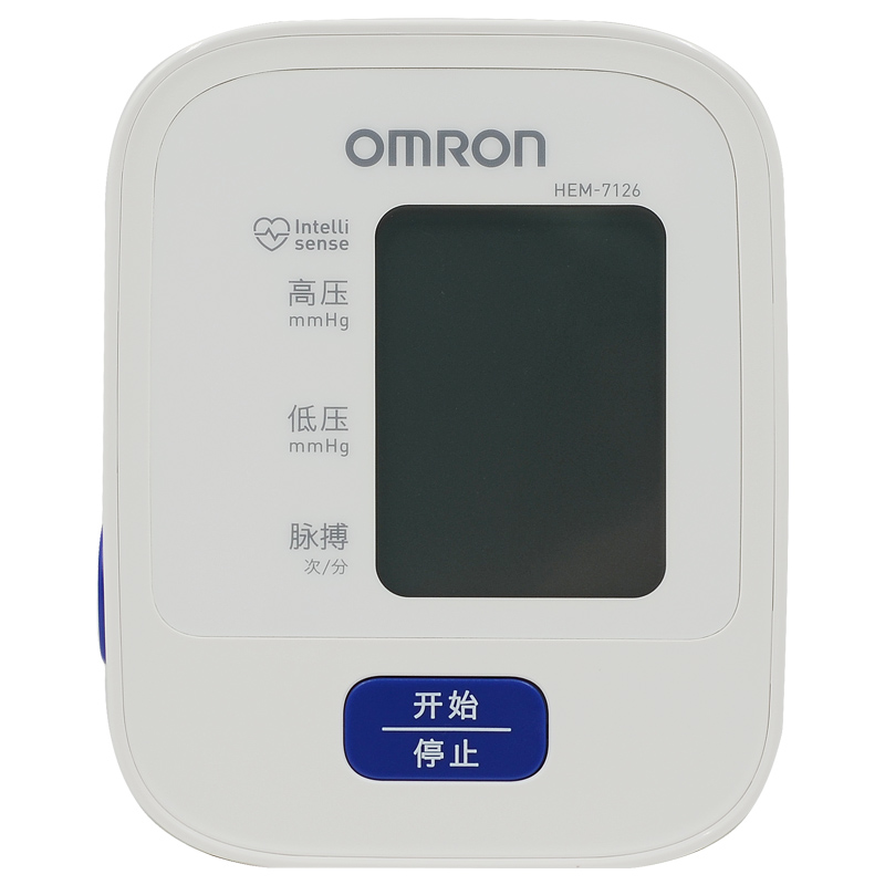 电子血压计(上臂式)