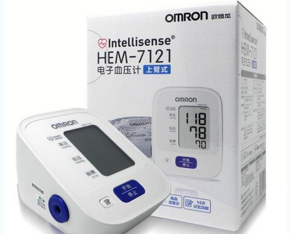 电子血压计(欧姆龙)