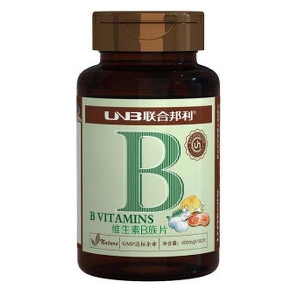 维生素B族片